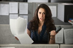 Performance Review Frustration